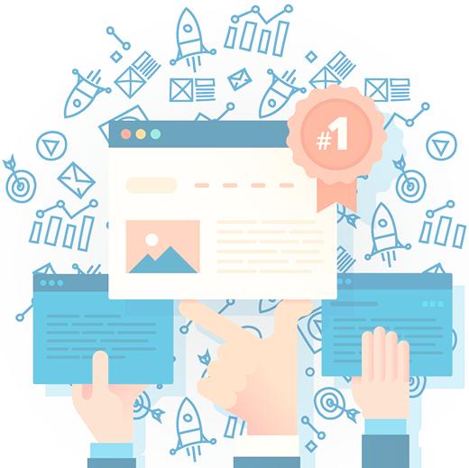 SEO оптимизация и привлечение посетителей на сайт