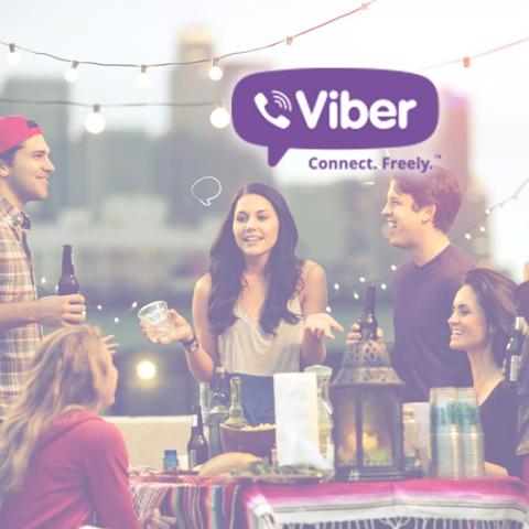 Создание паблик чата и рассылка в Viber для компании Детинец